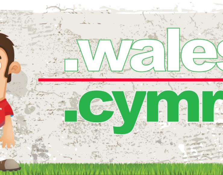 .wales & .cymru Released!